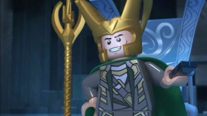 Loki the Lego